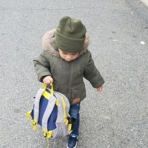 Toddler boy carters coat
